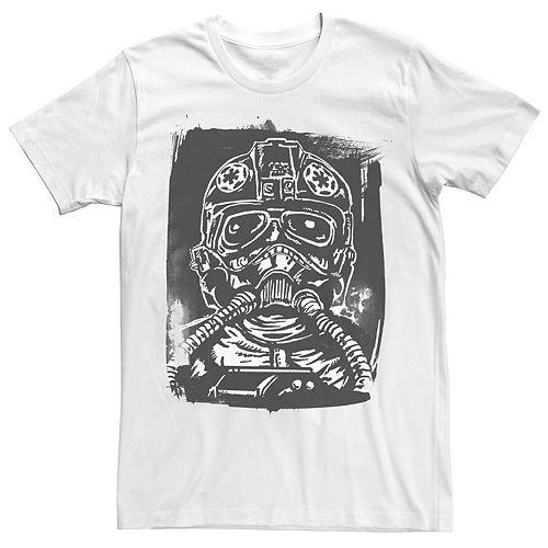 Men's Star Wars X-Wing Pilot Graphic Tee