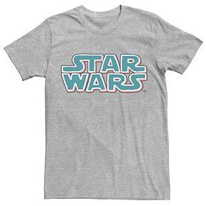 Men's Star Wars Logo Graphic Tee