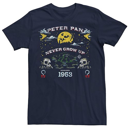 Men's Peter Pan Graphic Tee