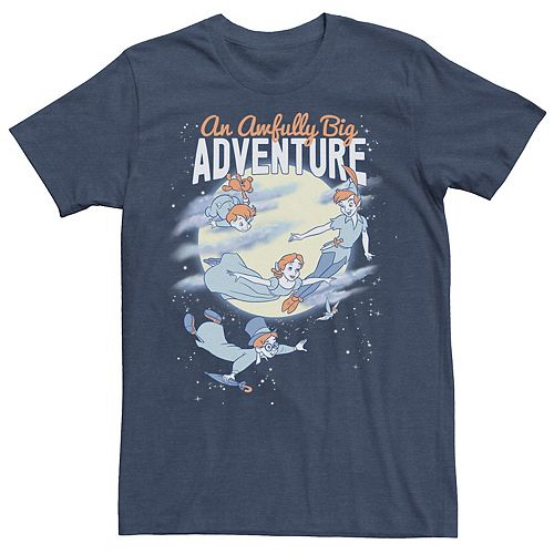 Men's Peter Pan Big Adventure Graphic Tee
