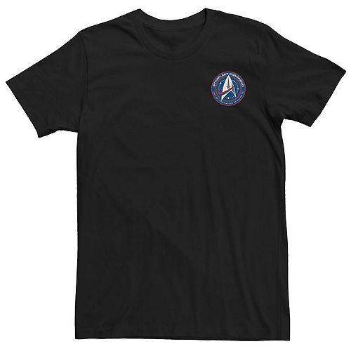 Men's Star Trek Discovery Starfleet Delta Tee