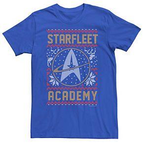 Men's Star Trek Next Generation Starfleet Symbol Tee