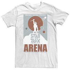Men's Star Trek Original Series Arena Tee