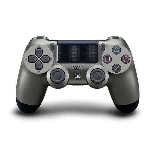 Sony PlayStation DualShock 4 Wireless Controller - Steel Black