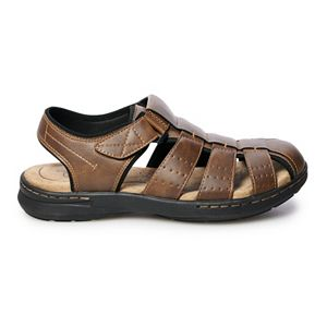 Croft & Barrow® Rupert Men's Fisherman Sandals
