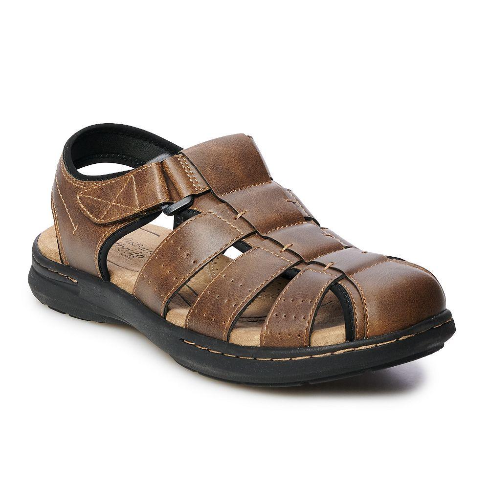 Croft & Barrow® Rupert Men's Fisherman Sandals