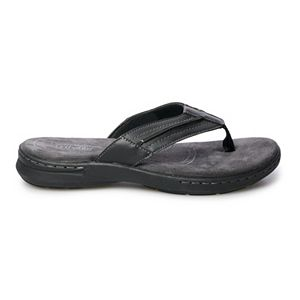 Croft & Barrow® Neville Men's Flip Flop Sandals
