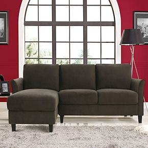 Lifestyle Solutions Westin Sectional Sofa