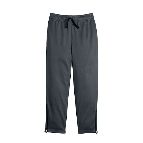Boys 4-12 Jumping Beans® Pique Side Zip Athletic Pants