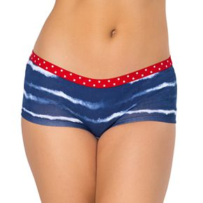 Juniors' SO® Boxy Boyshort