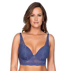 Parfait Bra: Sandrine Full-Figure Longline Plunge Bra P5351