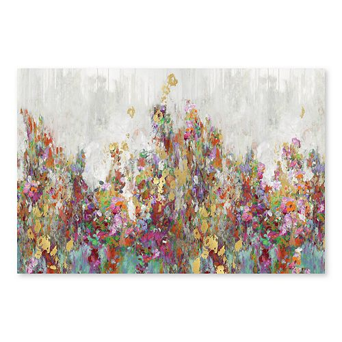 Artissimo Designs Blooming Wall Art