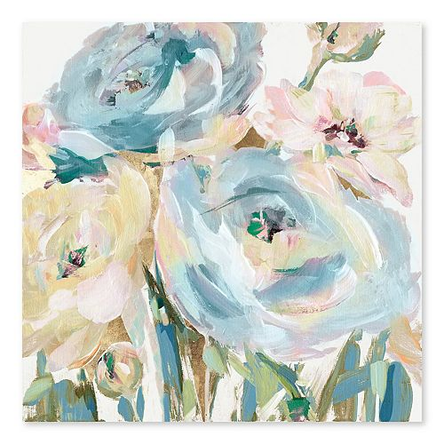 Artissimo Designs Country Flower Chic Wall Art