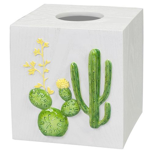 Creative Bath Baja Boutique Tissue Holder