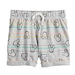 Disney's Mickey Mouse Baby Roll-Cuff Shorts by Jumping Beans®