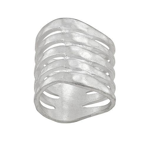 Bella Uno Multi Band Ring