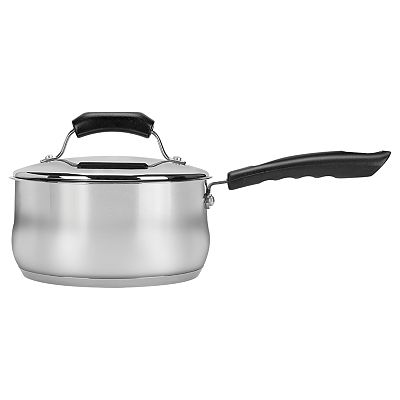 Range Kleen 2-qt. Stainless Steel Covered Saucepan