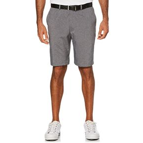 Men's Grand Slam On Course Active Waistband Heathered Stretch Performance Golf Short