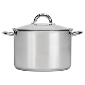 Range Kleen 8.5-qt. Stainless Steel Covered Stockpot