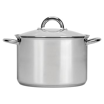 Range Kleen 8.5-qt. Stainless Steel Covered Stockpot