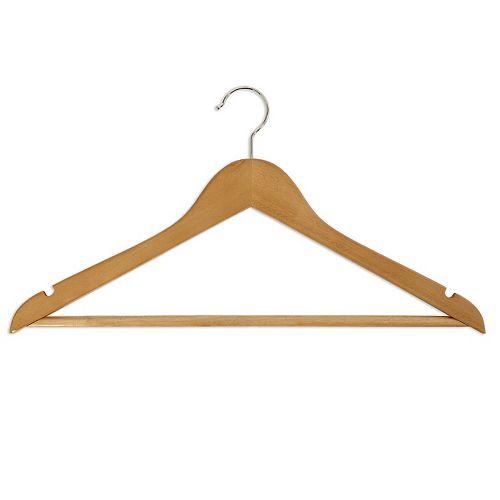 Soho Market 5-Set Wood Hangers