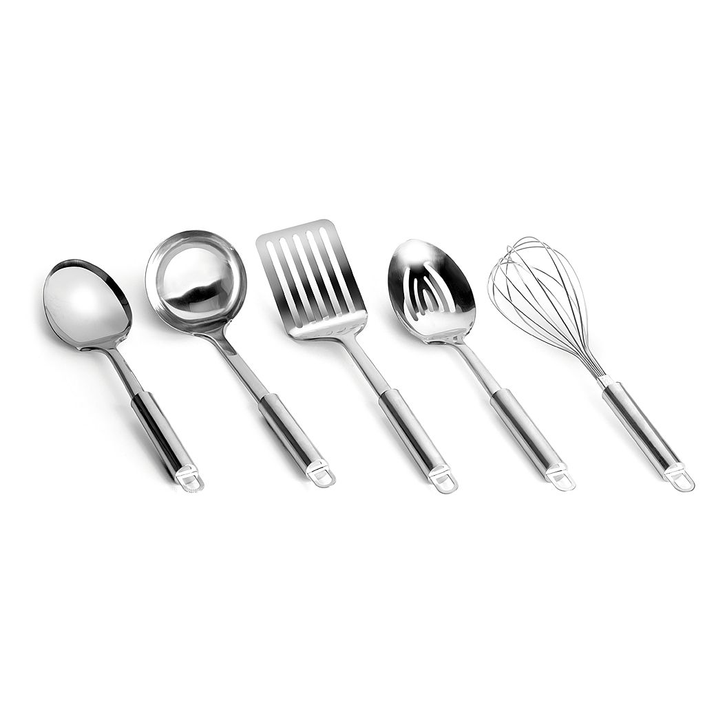 Range Kleen Stainless Steel Kitchen Tool Set