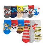 Toddler Boy 12 Pack Paw Patrol Socks Set
