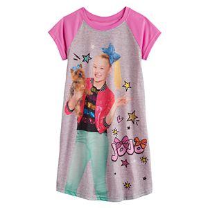 Girls 6-12 JoJo Siwa Dorm Nightgown