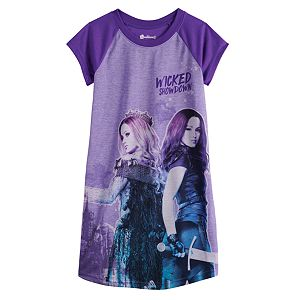 Girls 6-14 Disney's Decendants Dorm Nightgown