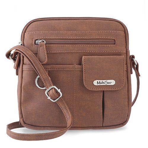 MultiSac Zip Around Crossbody Bag