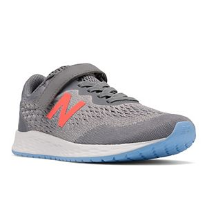 New Balance Fresh Foam Arishi Strap Girls' Sneakers