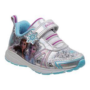 Disney's Frozen 2 Anna & Elsa Toddler Girls' Sneakers
