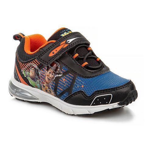 Disney / Pixar Toy Story 4 Woody & Buzz Lightyear Toddler Boys' Sneakers
