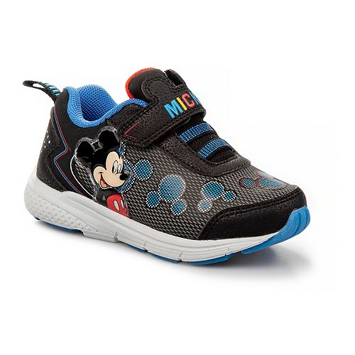 Disney's Mickey Mouse Toddler Boys' Sneakers