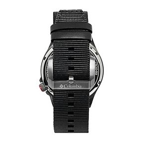 Columbia Men's Canyon Ridge Black Nylon Watch - CSC02-003
