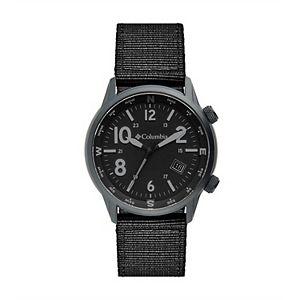 Columbia Men's Outbacker Black Nylon Watch - CSC01-004