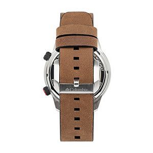 Columbia Men's Outbacker Camel Leather Watch - CSC01-003
