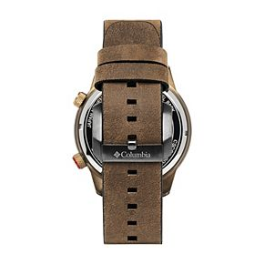 Columbia Men's Outbacker Leather Watch - CSC01-002