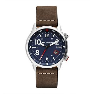 Columbia Men's Outbacker Leather Watch - CSC01-001