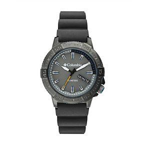 Columbia Men's Peak Patrol Gray Silicone Watch - CSC03-003