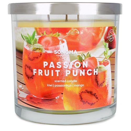SONOMA Goods for Life™ 14-oz. Passion Fruit Punch Triple Pour Candle