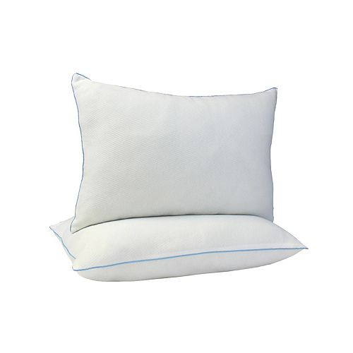 ISO-PEDIC 2-pack Scented Fresh Linen Pillow