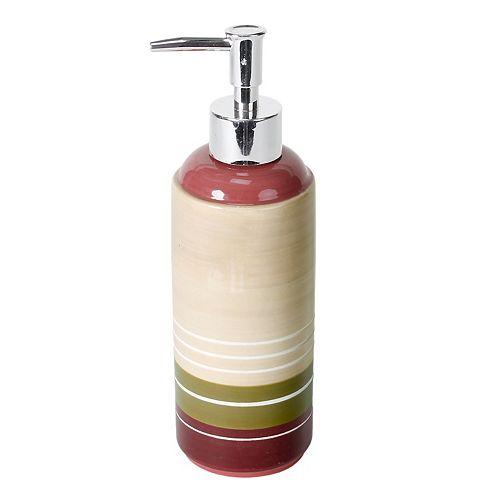 SKL Home Madison Stripe Soap Pump