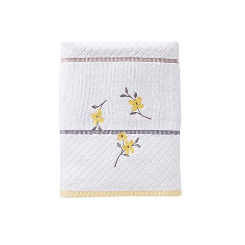 SKL Home Spring Garden Bath Towel
