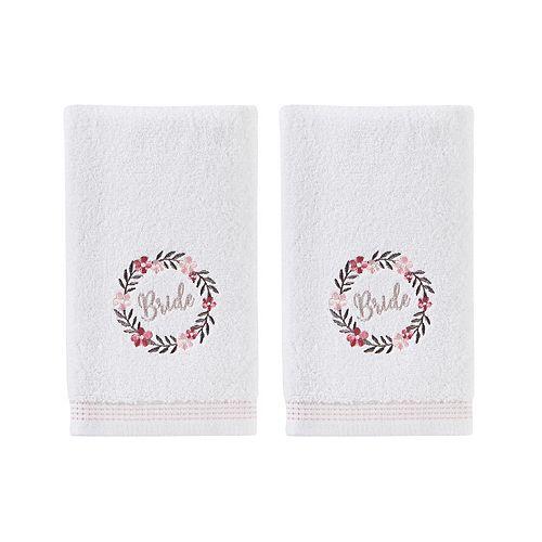 SKL Home Bridal Wreath 2-pack Hand Towel Set