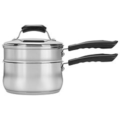 Range Kleen 2-qt. Stainless Steel Covered Double Boiler