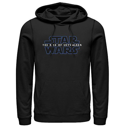 Men's Star Wars The Rise of Skywalker Classic Logo Graphic Hoodie