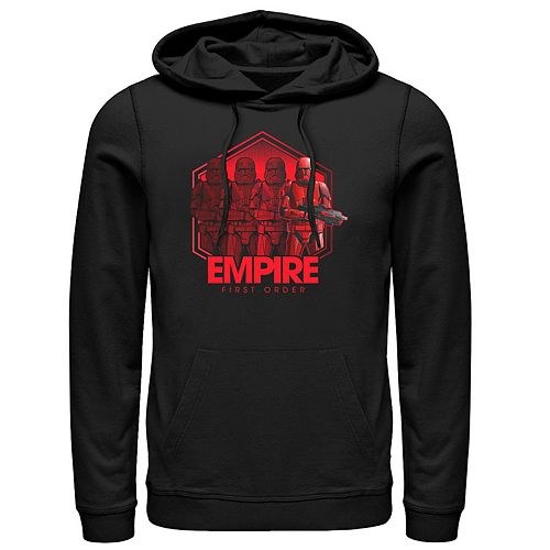 Men's Star Wars The Rise of Skywalker Sith Trooper Reflection Graphic Hoodie