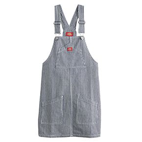 Girls' 7-16 Dickies Overall Dress