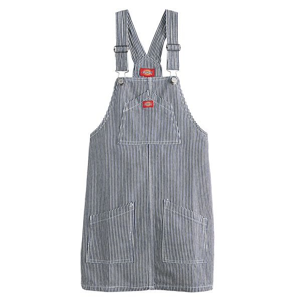 Girls 7 16 Dickies Overall Dress